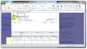 Excel Invoice Template 2003 Invoice Template