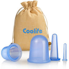amazon com coolife anti cellulite cup cupping therapy set