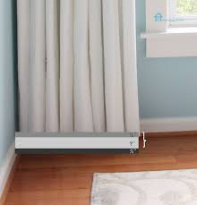 Sewing Drapery Panels Together Remodelando La Casa How To Make Your Curtains Longer