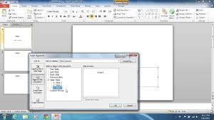 how to hyperlink powerpoint 2010 slides to one another