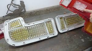 mazda rx5 part 42 led tail light conversion part 2 my 76 mazda rx 5