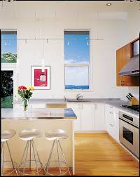 Suspended Track Lighting Suspended Track Lighting Kitchen Contemporary With Breakfast Bar