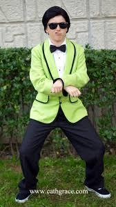 Psy Halloween Costume Oopa Gangnum Style Halloween 2012 Cathgrace