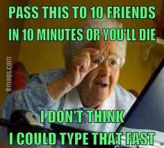 Granny Meme - granny meme imgur