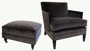 velvet chair and ottoman which would you choose recliner or chair ottoman chair with