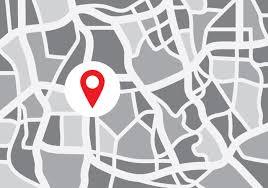 map vector abstract city map vector free vector stock