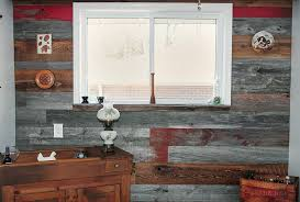 Grey Feature Wall Barnboardstore Com