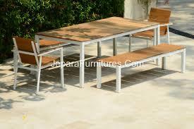 Teak Garden Benches Aluminium Furniture Teak Outdoor Furniture Home And Garden