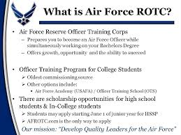 air force rotc disclaimer information given is subject to change