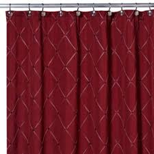 Wine Colored Curtains Buy Curtain Panel For Shower Curtain From Bed Bath Beyond