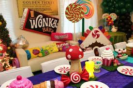 Candyland Decorations For Christmas by Kara U0027s Party Ideas Willy Wonka U0027s Winter Wonderland Party Ideas
