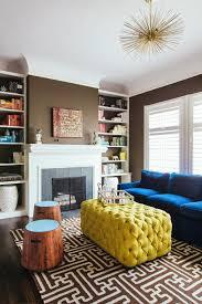 Living Room Interior Designs Blue Yellow Design Dilemma Monochromatic Rooms Designrulz Conns Living Room