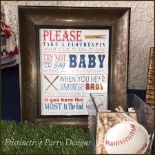 clothespin baby shower classic baseball baby shower baby shower ideas themes