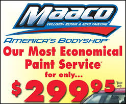 maaco paint prices