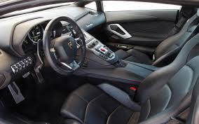 Black Lamborghini Aventador - 2015 lamborghini aventador interior luxury 8673 lamborghini