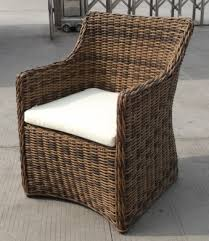 Outdoor Wicker Dining Chair All Weather Wicker Dining Chairs Fabulous Outdoor Wicker Dining