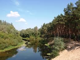 Vorskla River