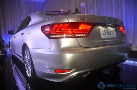 lexus rx for sale malaysia lexus malaysia launches new flagship ls lineup wemotor com