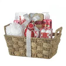 apple spice spa gift set wholesale at koehler home decor