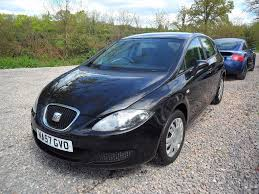 2007 seat leon 1 6 reference 5 door long mot only 77k miles