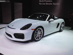 spyder porsche price porsche boxster spyder underwhelms can bmw learn from it
