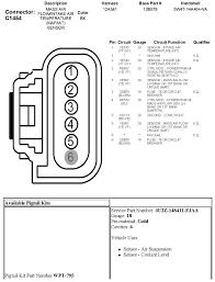 nissan maxima mass air flow sensor 2002 2004 nissan maf 5 wire plug diagram s srdet maf wiring