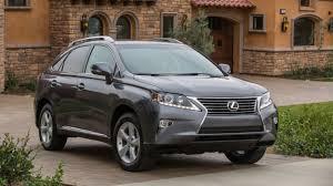 2013 lexus rx 350 4d sport utility reviews nine safest cars on the road