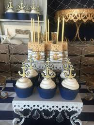 wedding party planner amazing treats at a nautical wedding party see more party