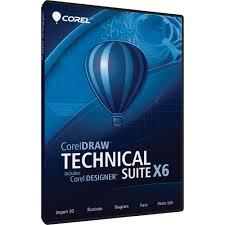 corel coreldraw technical suite x6 upgrade lccdtsx6mlug1 b u0026h