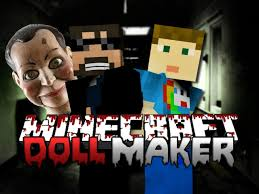 minecraft the haunted doll maker hugo is a jerk youtube