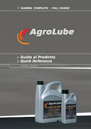 the agrolube product guide by argo tractors issuu