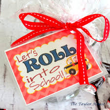 easy and inexpensive back to school gift the house