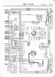 lincoln wiring diagrams 1957 1965