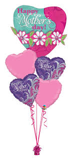 heart balloon bouquet garland s day large heart balloon bouquet