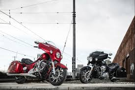 indian motorcycle announces two new sleeker meaner 2017 chieftain
