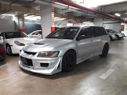 mitsubishi station wagon mitsubishi evo 9 wagon only 2500 made autos