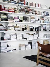 Wall Mount Book Shelves Small Space Secrets Swap Your Bookcases For Wall Mounted Shelving