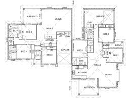 Block Home Plans by Awesome Corner Block House Designs Gallery Home Decorating