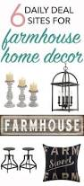 Best Home Decor Shopping Websites The Six Best Farmhouse Decor Daily Deal Sites