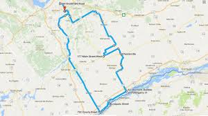 Ottawa Canada Map by Ottawa Telus Ride For Dad