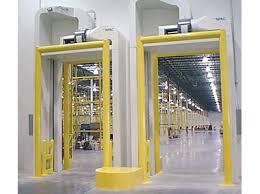 Air Curtains For Doors Model Cac Negative Pressure Air Curtain Jamison Door Company