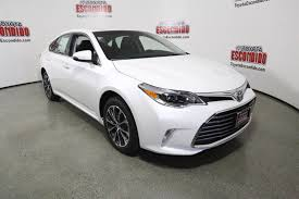 new 2018 toyota avalon xle 4dr car in escondido ju267987 toyota