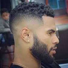 types of fade haircuts image 15 types of fade haircuts for black men mens hairstyles 2018