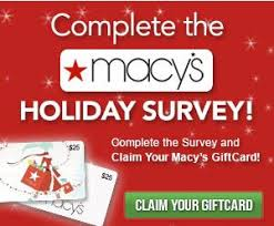 survey for gift card take the macy s survey and claim your macy s 25 gift card