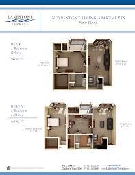 700 Sq Ft House Plans Floor Plans Lakestone Terrace