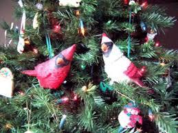 animated singing cardinals on my tree