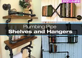 Diy Steampunk Home Decor Loftessentials Pipe Shelf Plumbing Pipe Shelves Plumbing Pipe