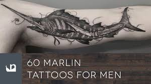 marlin tattoo kuta 60 marlin tattoos for men youtube