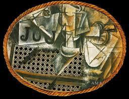 nature morte la chaise cann e picasso nature morte a la chaise cannee 1912 pablo picasso painting