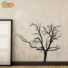 White Tree Wall Decal For Nursery by Online Get Cheap Scary Decals Aliexpress Com Alibaba Group